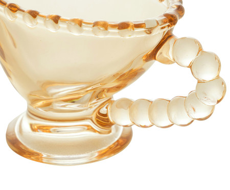 Molheira em Cristal Pearl - Âmbar | WestwingNow