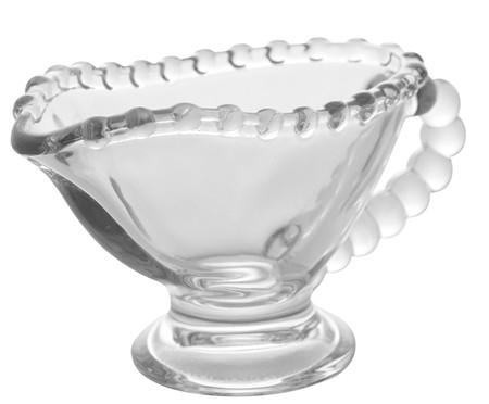 Molheira em Cristal Pearl - Transparente | WestwingNow