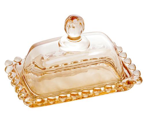 Mantegueira em Cristal Pearl - Âmbar, Âmbar   WestwingNow