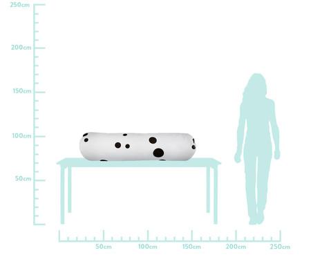 Protetor para Berço Rolinho Bolas Preto E Branco - 130 x 12 cm | WestwingNow