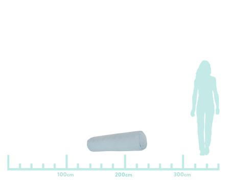 Protetor para Berço Rolinho  Matê Azul - 46 x 12 cm   WestwingNow