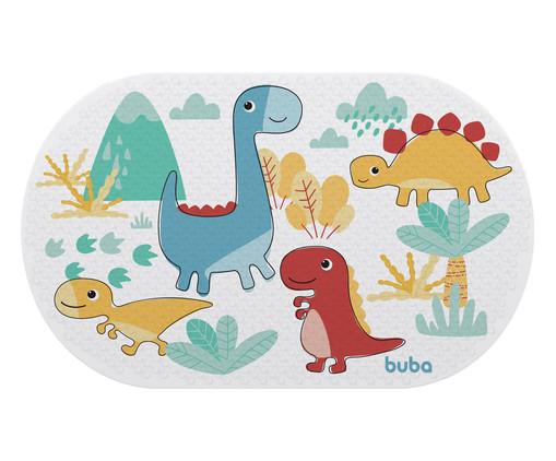 Tapete para Banheiro Baby Dino, Azul | WestwingNow