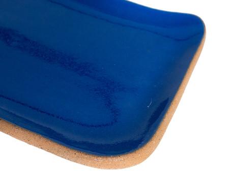 Travessa Retangular G - Azul Grego | WestwingNow