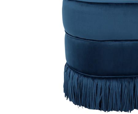 Puff Banco Pílula - Azul | WestwingNow