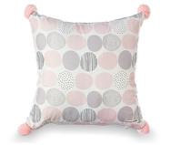 Almofada Flamingo Bolas com Pom Pom | WestwingNow