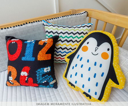 Almofada Pinguin | WestwingNow
