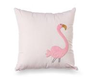 Almofada Flamingo Bordada Flamingo   WestwingNow