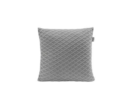 Almofada Decorativa Tricot - Cinza | WestwingNow