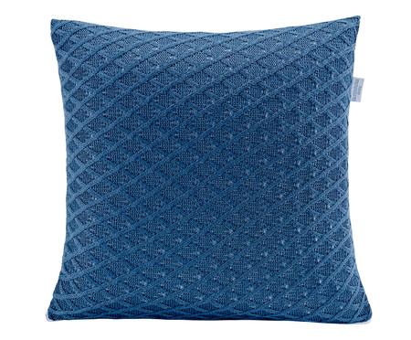 Almofada Decorativa Tricot - Azul Petróleo | WestwingNow
