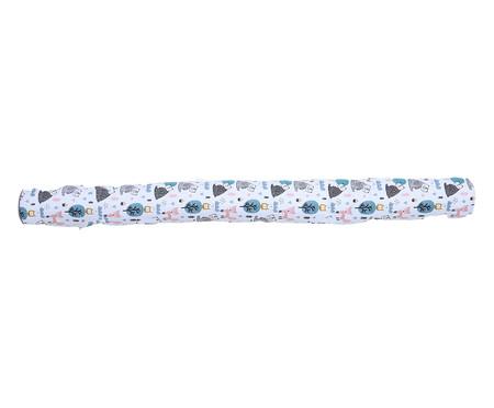 Jogo de Berço com Almofadas Rolinho Urso - 7 Peças   WestwingNow