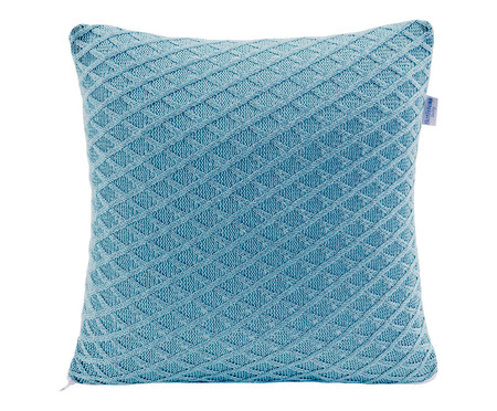 Almofada Decorativa Tricot - Azul   WestwingNow
