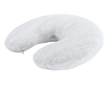 Almofada de Amamentação Nina - Branco | WestwingNow