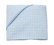 Jogo de Lençol Minimalist Azul Claro - 180 fios | WestwingNow