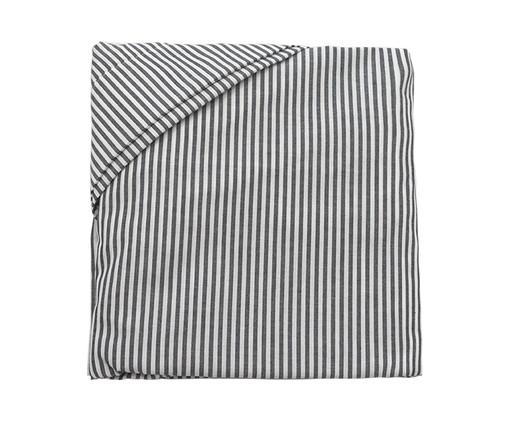 Jogo de Lençol Soho Cinza - 180 fios, Cinza | WestwingNow