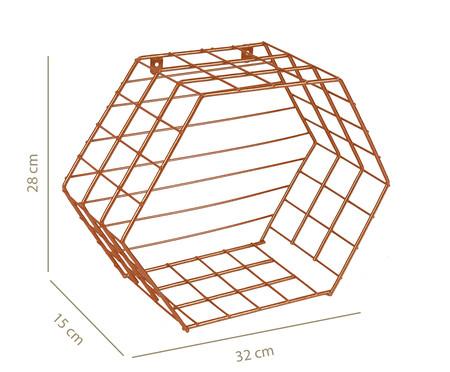 Nicho Grid - Acobreado | WestwingNow