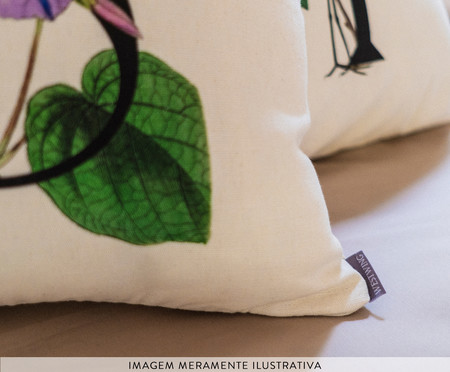 Capa de Almofada Monograma Letra