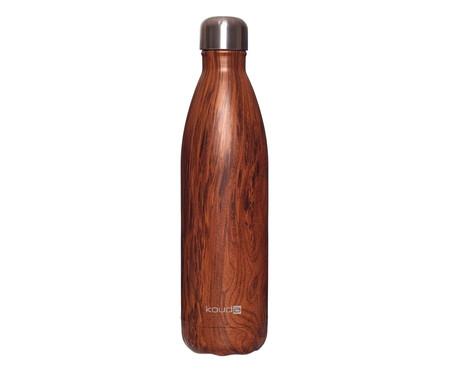 Garrafa Térmica Classic Wood - 750ml | WestwingNow
