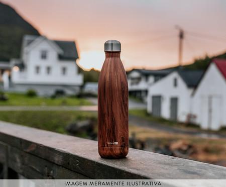 Garrafa Térmica Classic Wood - 750ml   WestwingNow