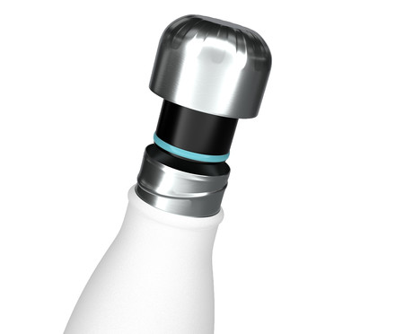 Garrafa Térmica Classic Branca - 500ml | WestwingNow