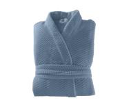 Roupão Plush Tweed - Azul Céu | WestwingNow