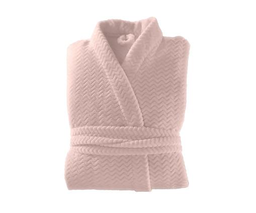 Roupão Plush Tweed - Rosa Chá, Rosa Chá   WestwingNow