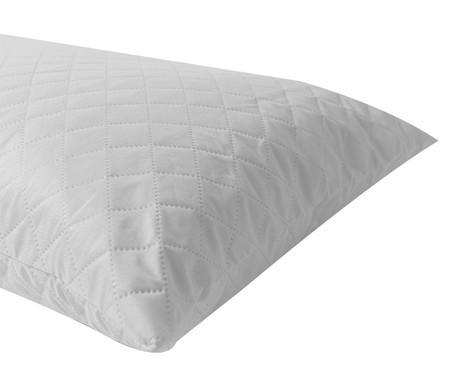 Protetor de Travesseiro Matê - Branco | WestwingNow