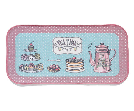 Jogo de Tapetes de Cozinha Tea Time | WestwingNow