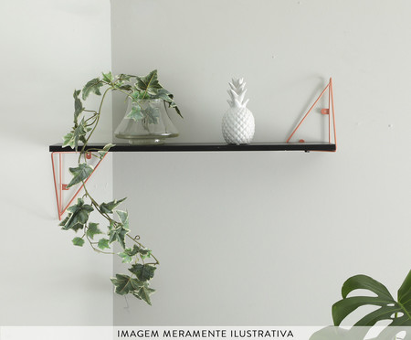 Prateleira Marinho - Acobreada | WestwingNow