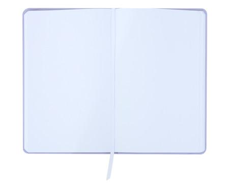 Caderno sem Pauta Monograma Letra