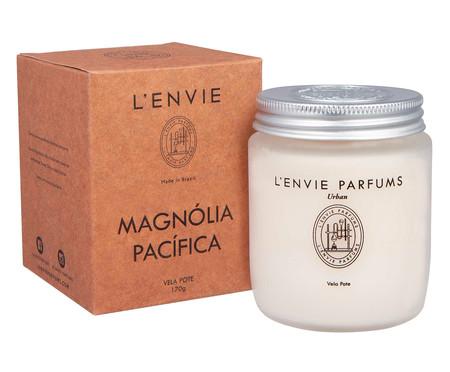 Vela Pote Perfumada Magnólia Pacífica - 170g | WestwingNow