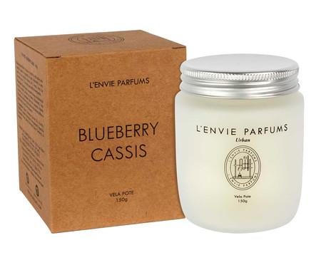 Vela Pote Perfumada Blueberry Letha - 170g | WestwingNow