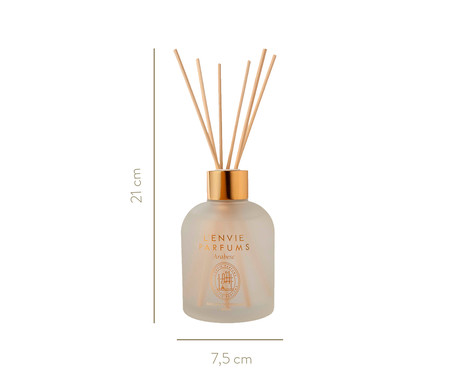 Difusor de Perfume Figo Ambarado Harriet - 200ml | WestwingNow
