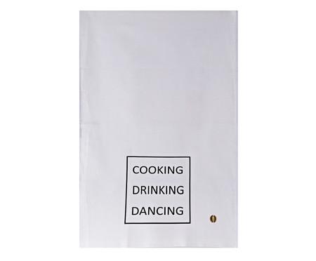 Pano de Prato Cooking - Branco | WestwingNow