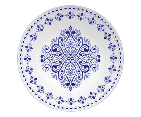 Jogo de Jantar em Porcelana Evori - 04 Pessoas | WestwingNow