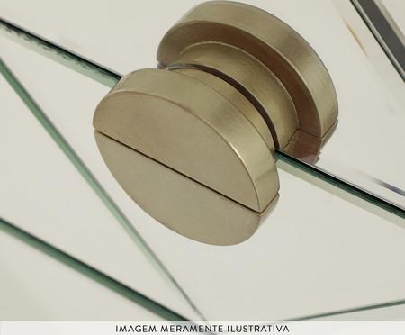 Cômoda Mason Slim  Bronze - 06 gavetas | WestwingNow