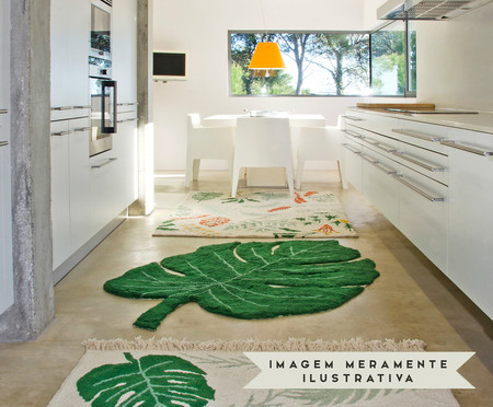 Tapete Indiano Monstera | WestwingNow