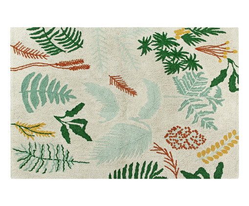 Tapete Indiano Plantas Botânicas, Colorido   WestwingNow