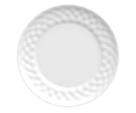 Jogo de Jantar em Porcelana Zamora Branco - 06 Pessoas   WestwingNow