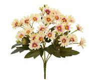 Buquê de Flores Permanentes em Cetim Margarida Malva | WestwingNow