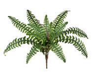 Planta Permanente Buquê em Cetim Folha de Samambaia - Verde | WestwingNow