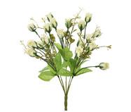 Buquê de Flores Permanentes Rosa - Creme | WestwingNow