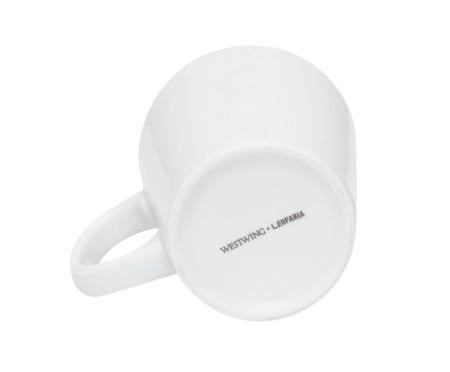 Caneca em Porcelana Stefanie - Colorido | WestwingNow