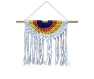 Adorno de Parede em Crochê Arco - Branco | WestwingNow