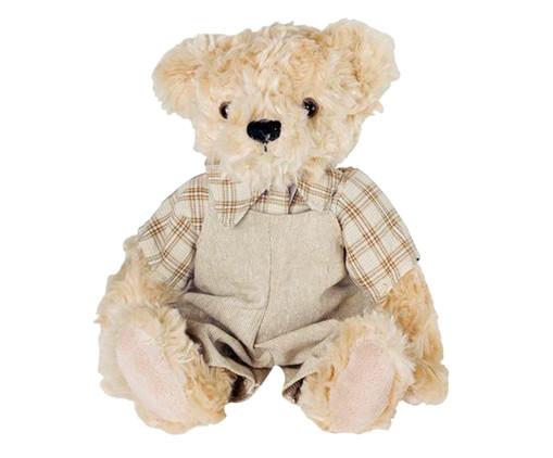 Pelúcia Urso Jerry, Rosa e Cinza | WestwingNow