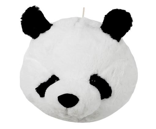 Pelúcia Urso Panda, Amarelo e Cinza   WestwingNow