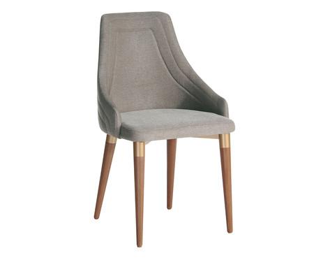 Cadeira Evelyn - Cinza | WestwingNow