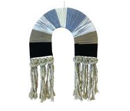Adorno Arco-Íris - Preto e Branco | WestwingNow