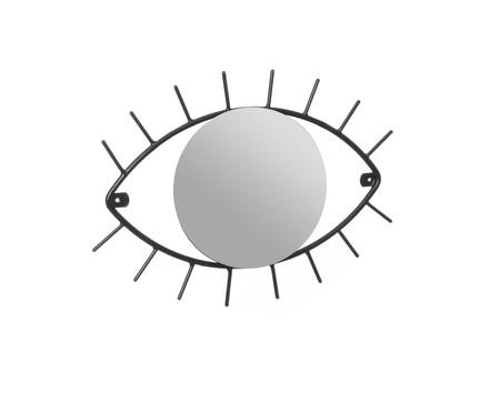 Espelho de Parede Olho Karin - Preto   WestwingNow