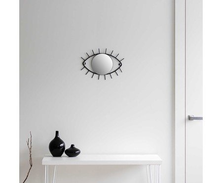 Espelho de Parede Olho Karin - Preto | WestwingNow