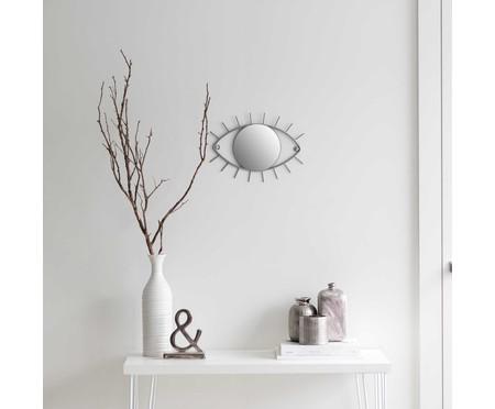Espelho de Parede Olho Karin - Prata | WestwingNow
